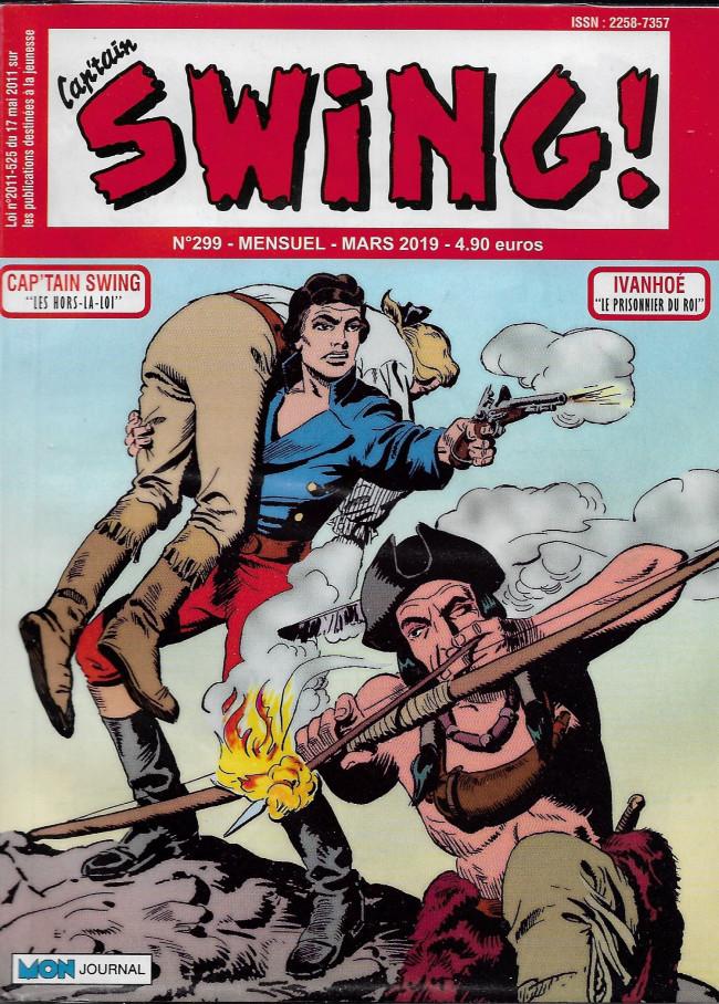 Couverture de Capt'ain Swing! (2e série - Mon Journal) -299- Les hors-la-loi