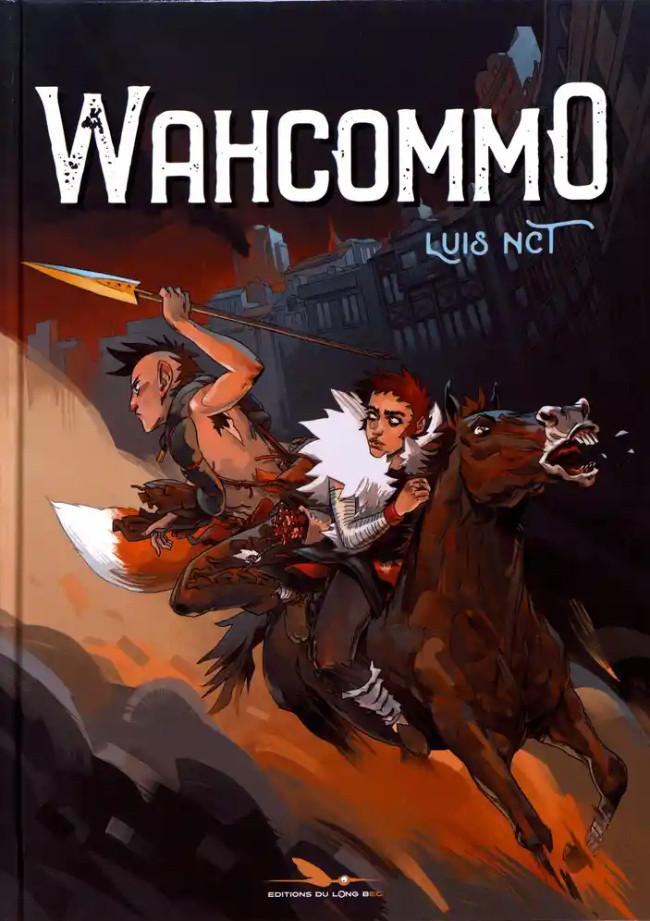 Couverture de WahcommO