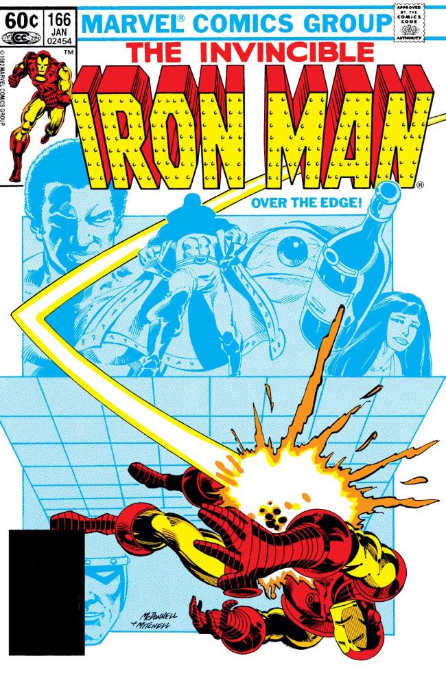 Couverture de Iron Man Vol.1 (Marvel comics - 1968) -166- One of Those Days...