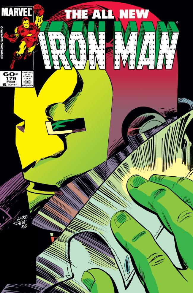 Couverture de Iron Man Vol.1 (Marvel comics - 1968) -179- Mission Into Darkness