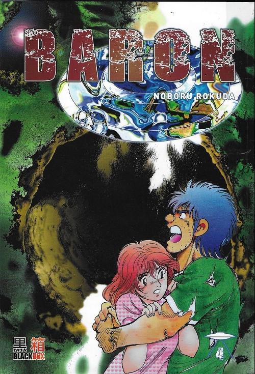 Couverture de Baron (Noboru) -4- Tome 4