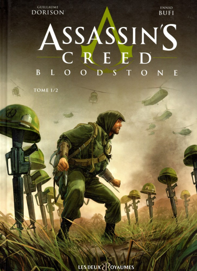 Couverture de Assassin's Creed : Bloodstone -1- Tome 1