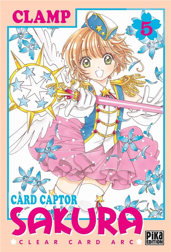 Couverture de Card Captor Sakura - Clear Card Arc -5- Tome 5