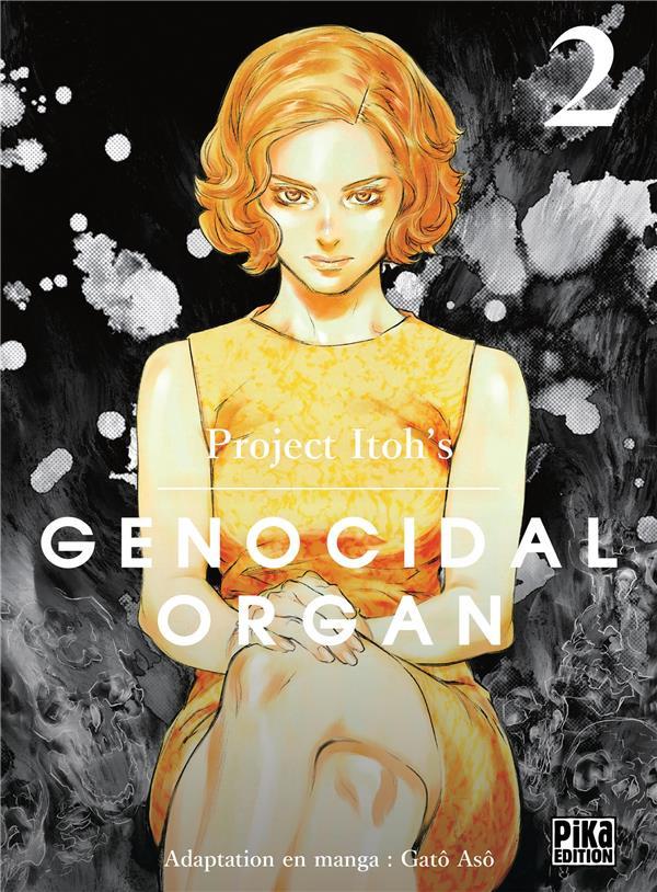 Couverture de Genocidal organ -2- Tome 2