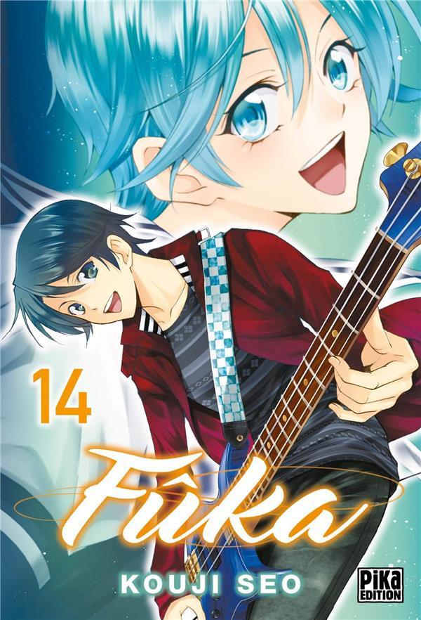 Couverture de Fûka -14- Volume 14