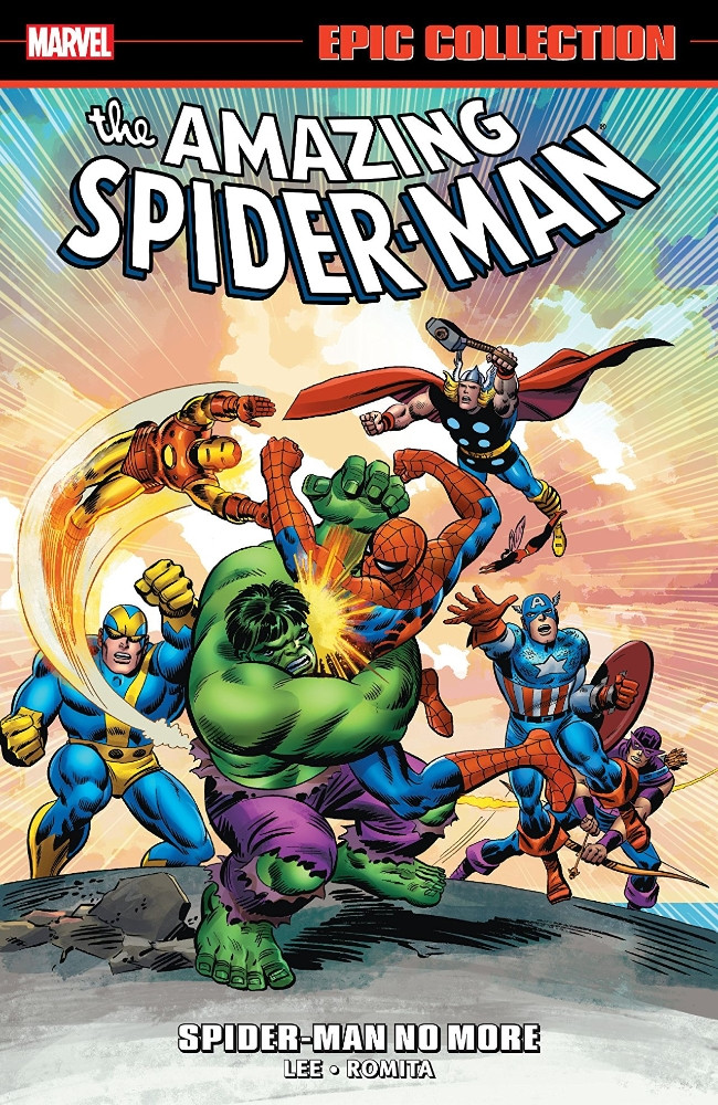 Couverture de Amazing Spider-Man Epic Collection (The) (2013) -INT03- Spider-Man No More