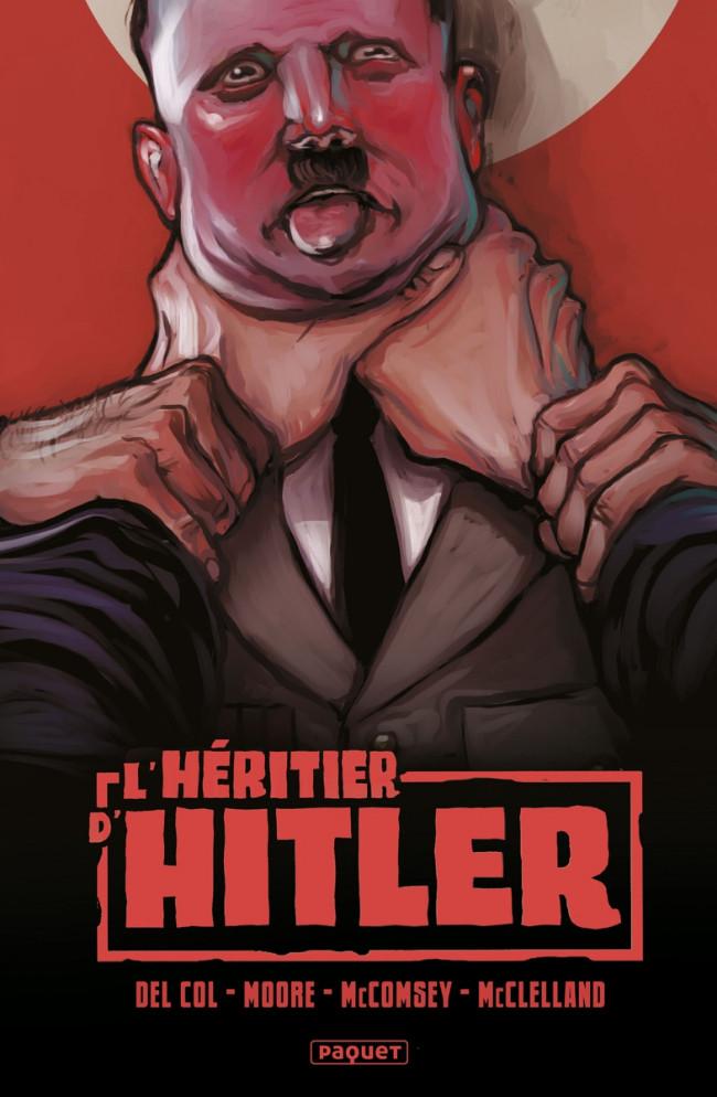 Couverture de L'héritier d'Hitler