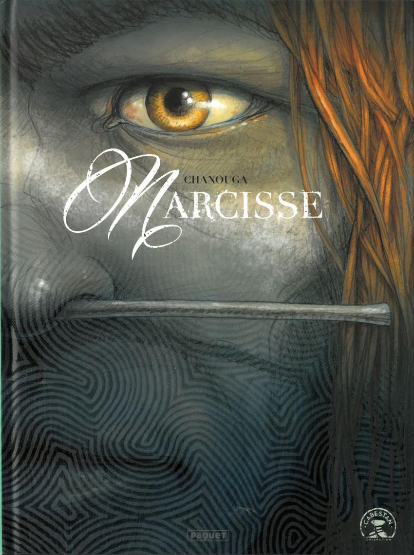 Couverture de Narcisse (Chanouga) -INT- Narcisse
