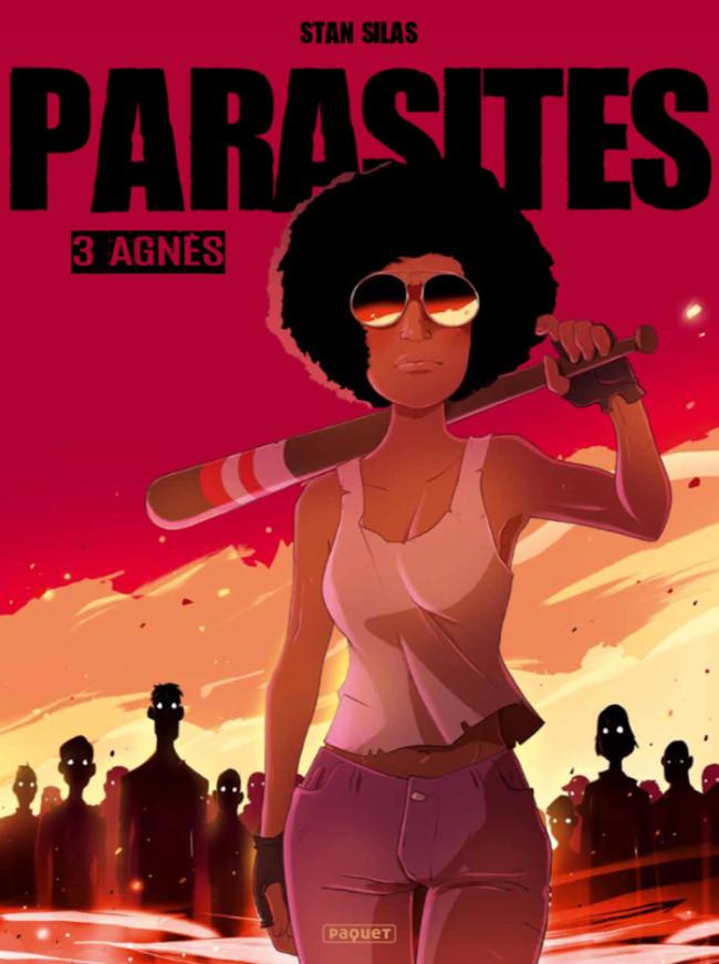 Couverture de Parasites -3- Agnès
