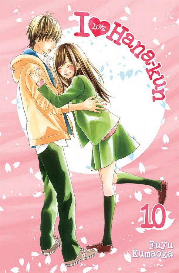 Couverture de I Love Hana-Kun -10- Tome 10
