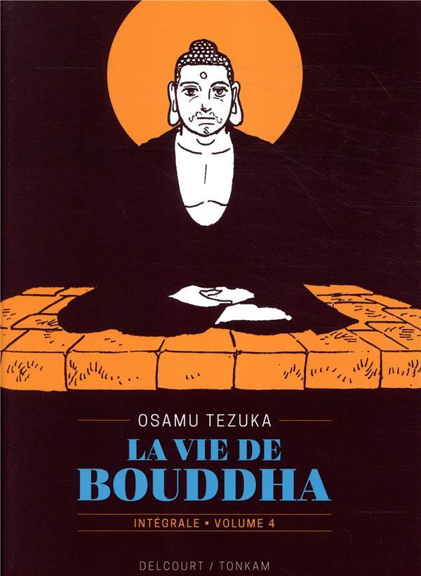 Couverture de Bouddha - La Vie de Bouddha -INT4- Intégrale - Volume 4