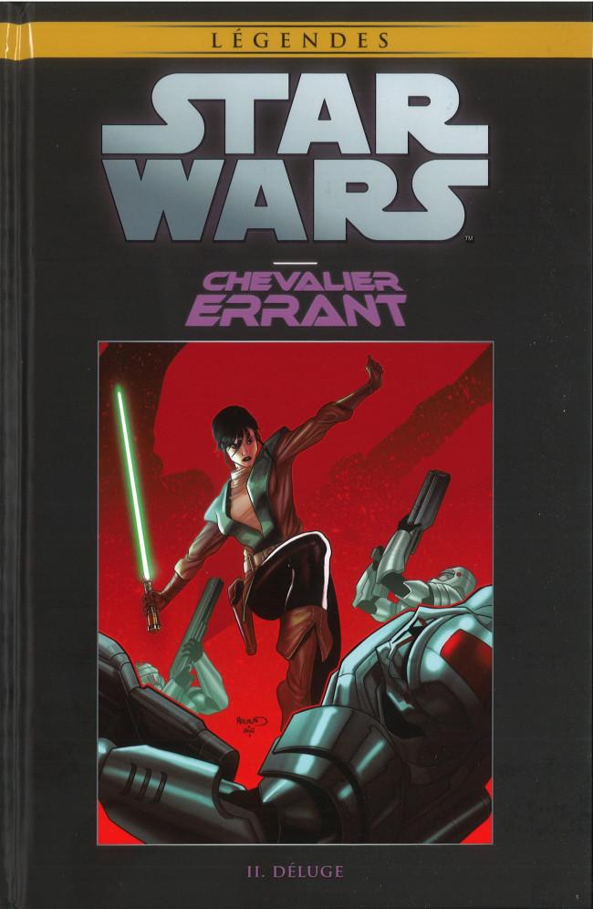Couverture de Star Wars - Légendes - La Collection (Hachette) -8920- Chevalier Errant - II. Déluge