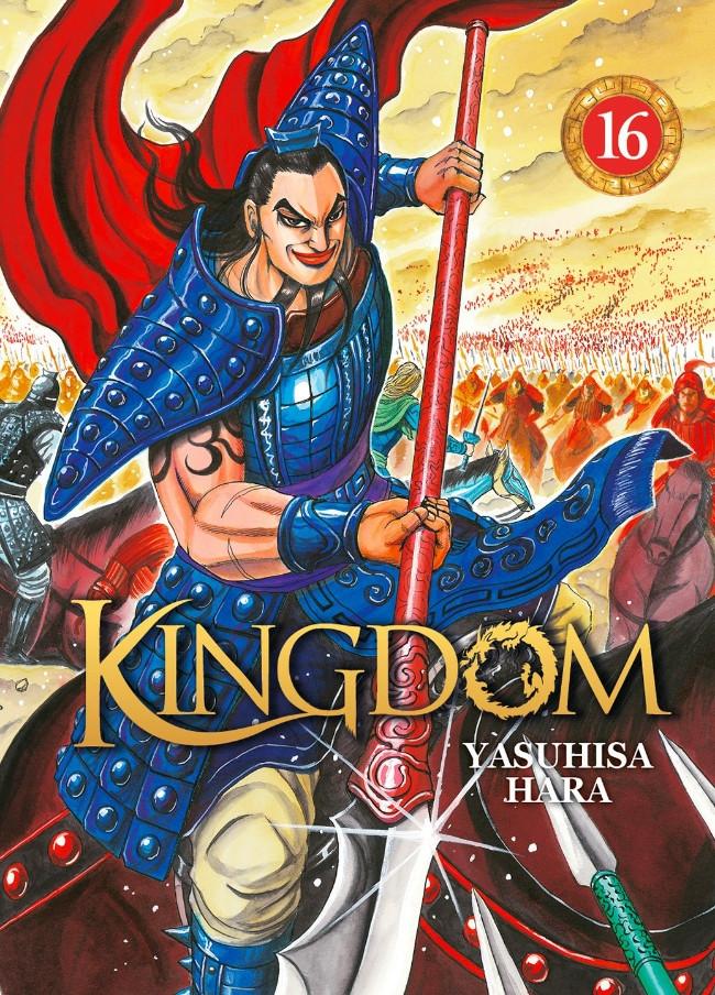 Couverture de Kingdom -16- Tome 16