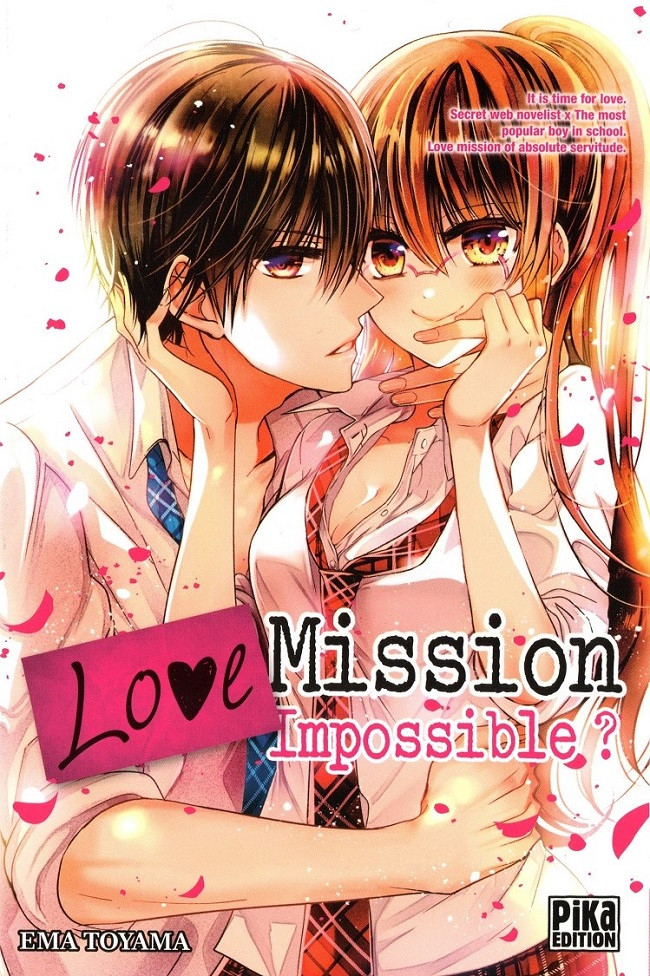 Couverture de Love Mission : Impossible ?
