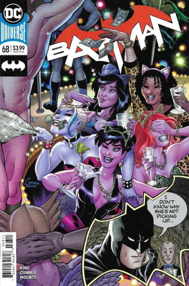 Couverture de Batman (2016) -68- Knightmares, Part Six