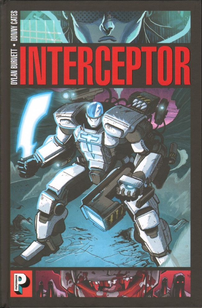 Couverture de Interceptor -1- Tome 1