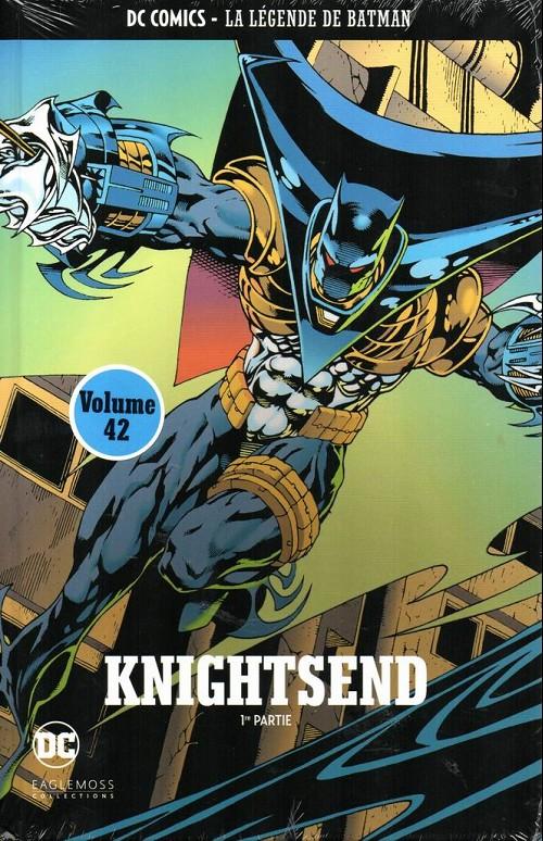 Couverture de DC Comics - La légende de Batman -4226- Knightsend - 1re partie