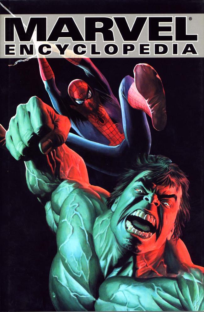 Couverture de Marvel Encyclopedia - Tome 1