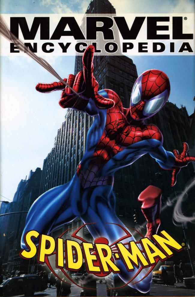 Couverture de Marvel Encyclopedia -4- Spider-Man
