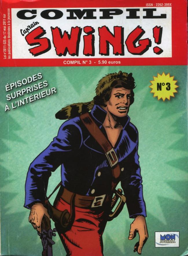 Couverture de Capt'ain Swing! (2e série) -Compil03- Compil n° 3