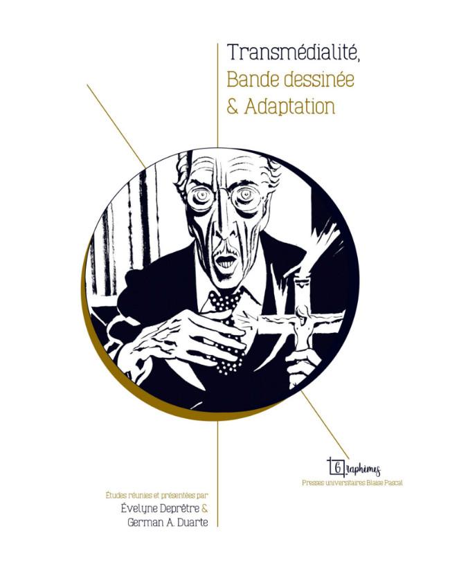 Couverture de (DOC) Études et essais divers - Transmédialité, bande dessinée & adaptation