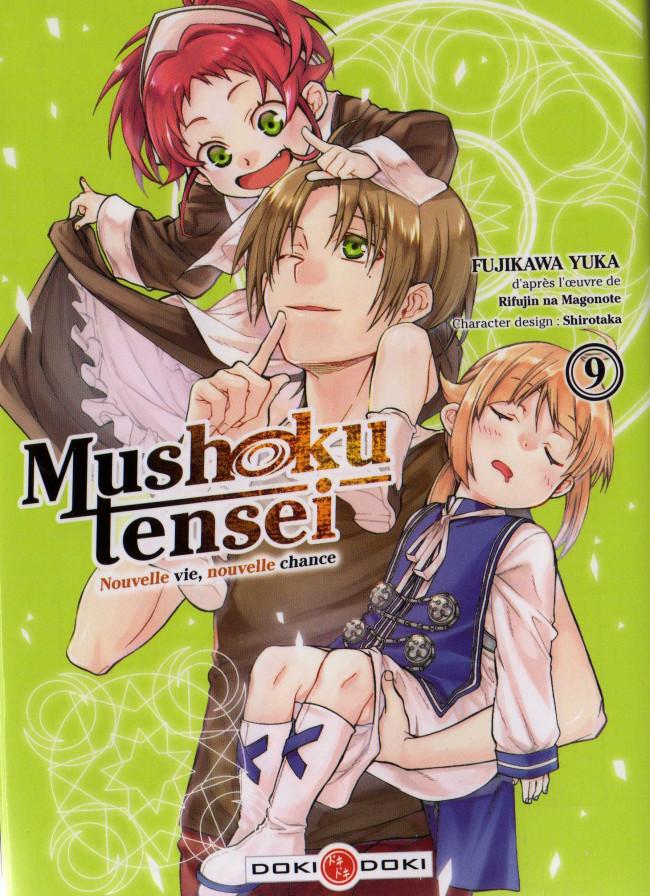 Couverture de Mushoku Tensei Nouvelle Vie, nouvelle chance -9- Tome 9