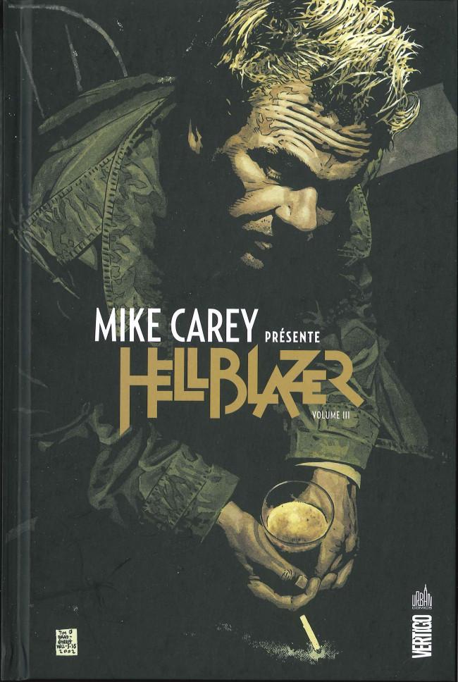 Couverture de Hellblazer (Mike Carey présente) -3- Volume III
