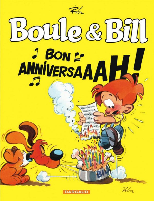 Couverture de Boule et Bill -HS08- Bon anniversaaah !