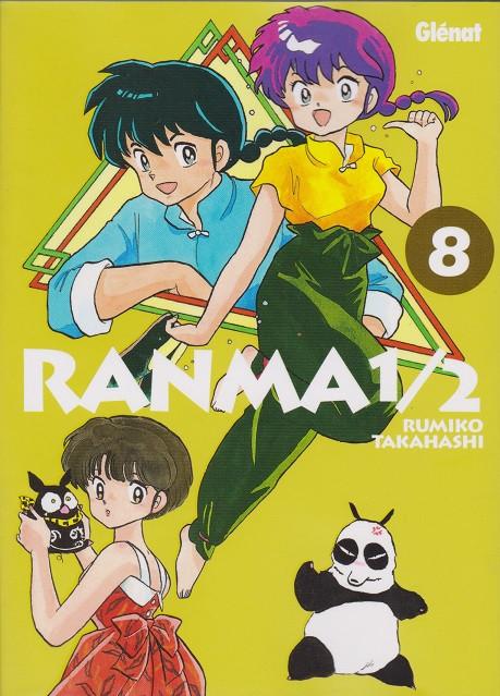Couverture de Ranma 1/2 (édition originale) -8- Volume 8