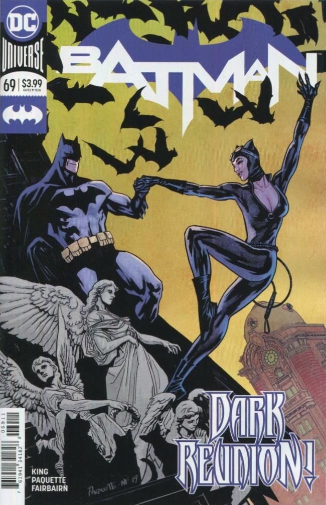 Couverture de Batman (2016) -69- Knightmares, Finale