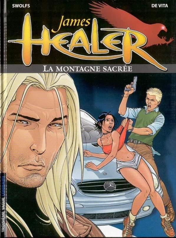 James Healer - les 3 tomes