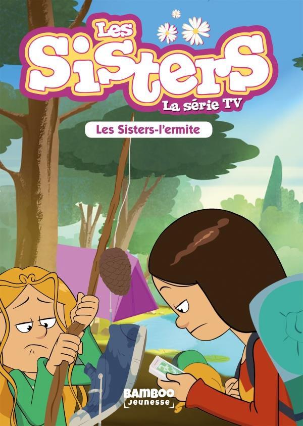 Couverture de Les sisters -RJ14- Les sisters-l'ermite