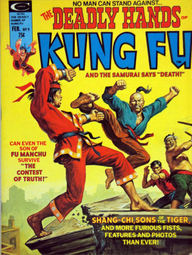 Couverture de Deadly Hands of Kung Fu (The) (1974) -9- A Contest of Truth