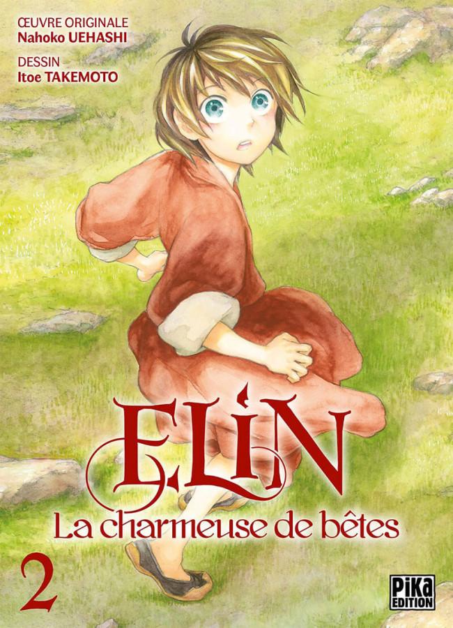Couverture de Elin, la charmeuse de bêtes -2- Tome 2
