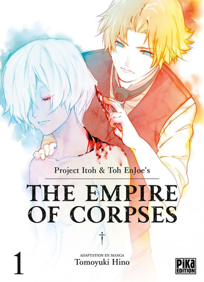 The Empire of Corpses - les 3 tomes