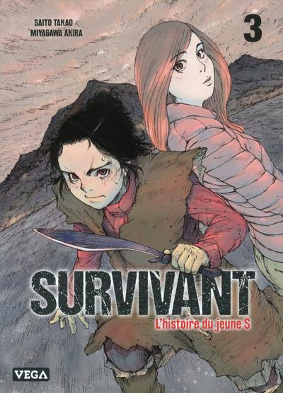 Couverture de Survivant - L'histoire du jeune S -3- Tome 3