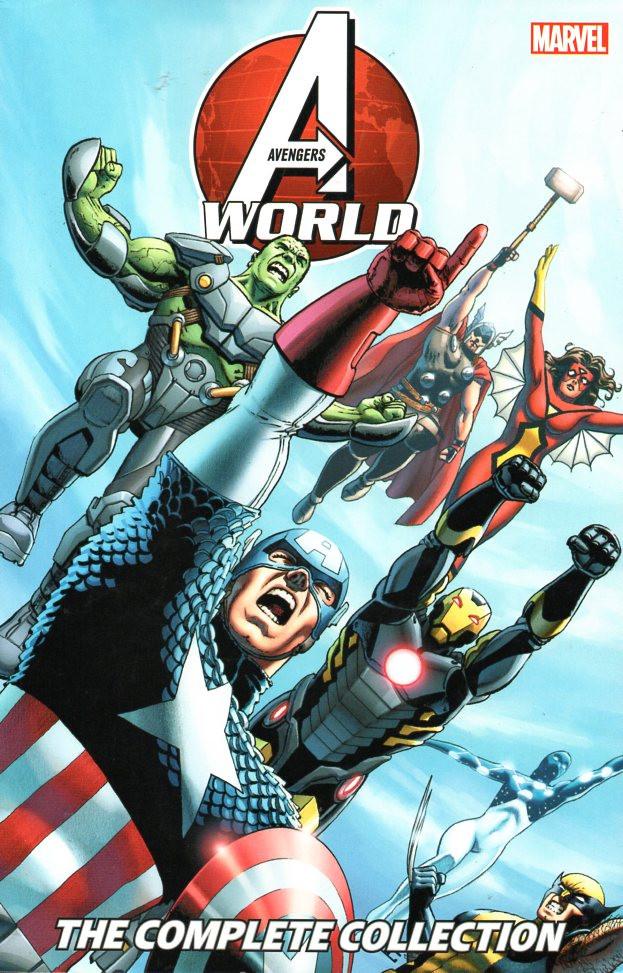 Couverture de Avengers World - Tome INT