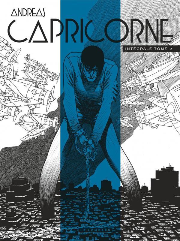 Couverture de Capricorne -INT2- Tome 2