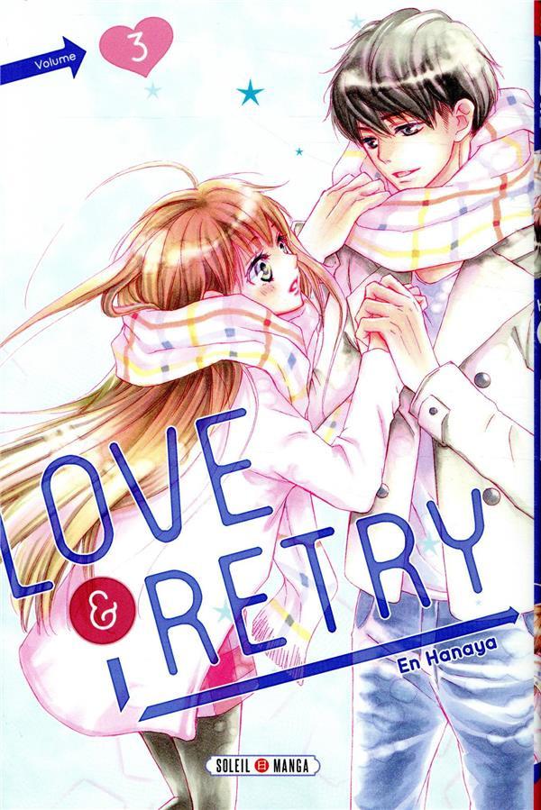 Couverture de Love & Retry -3- Tome 3