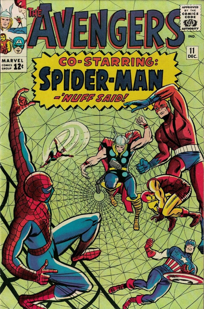 Couverture de The amazing Spider-Man Vol.1 (Marvel comics - 1963) -11- The Long-Awaited Return of Doctor Octopus!