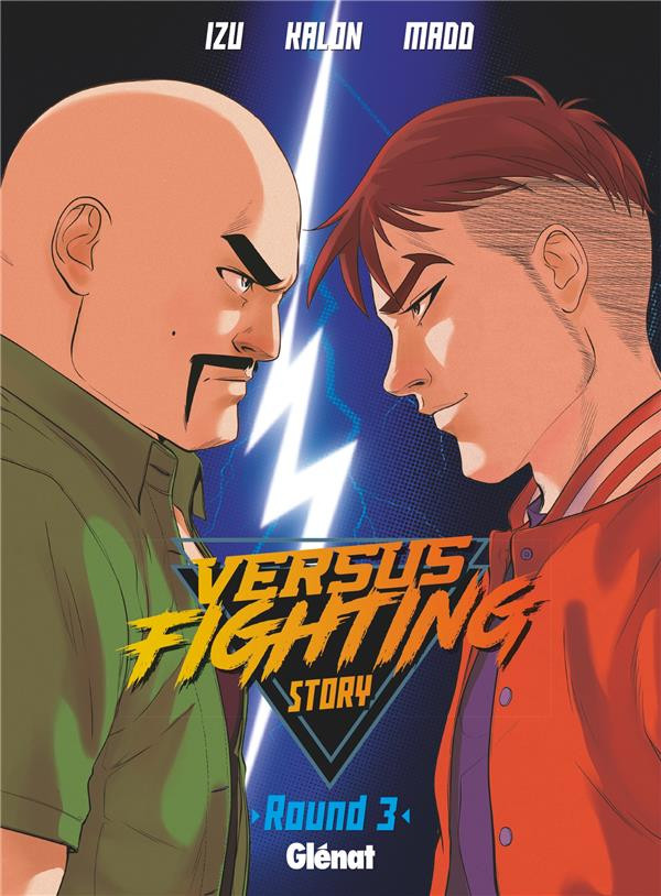 Couverture de Versus fighting story -3- Tome 3