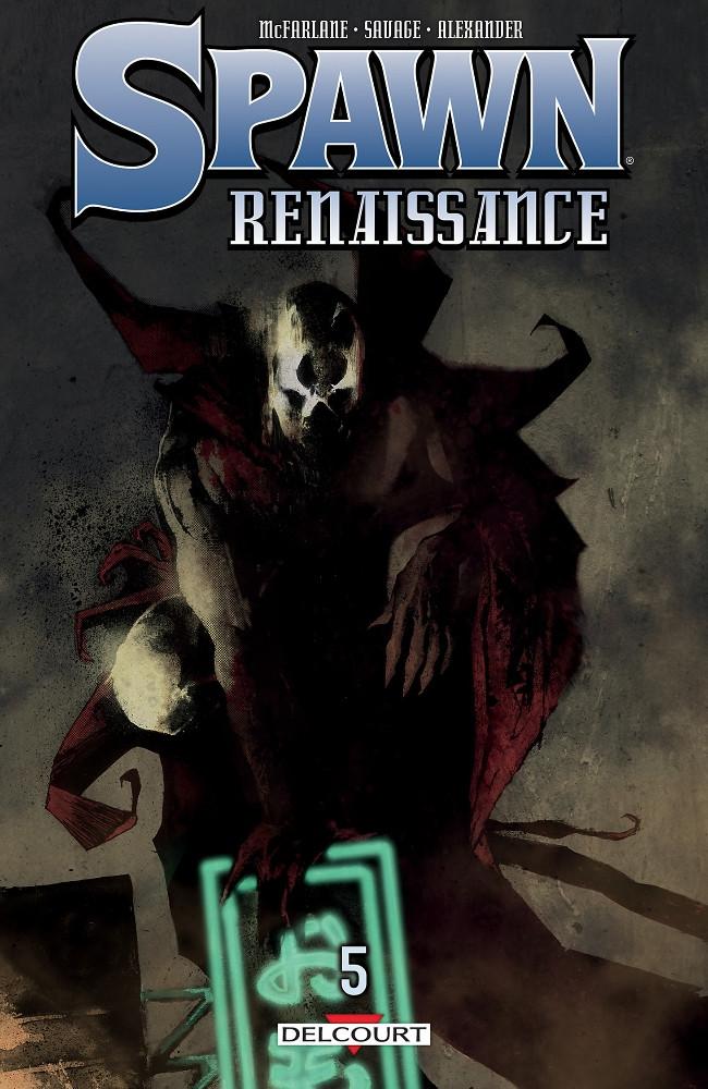 Couverture de Spawn - Renaissance -5- Volume 5