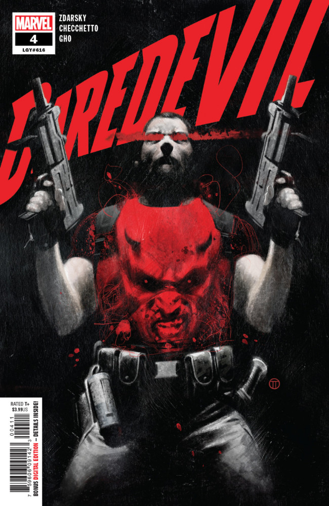 Couverture de Daredevil (2019) -4- Know fear - Part 4