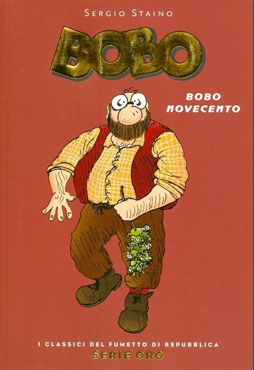 Couverture de Classici del Fumetto di Repubblica (I) - Serie Oro -22- Bobo