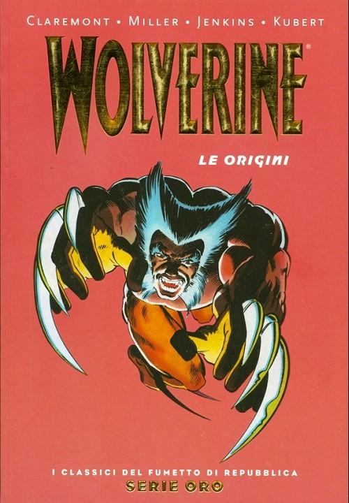Couverture de Classici del Fumetto di Repubblica (I) - Serie Oro -31- Wolverine