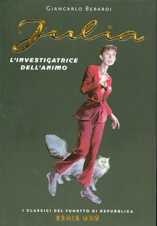Couverture de Classici del Fumetto di Repubblica (I) - Serie Oro -41- Julia