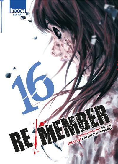 Couverture de Re/Member -16- Tome 16