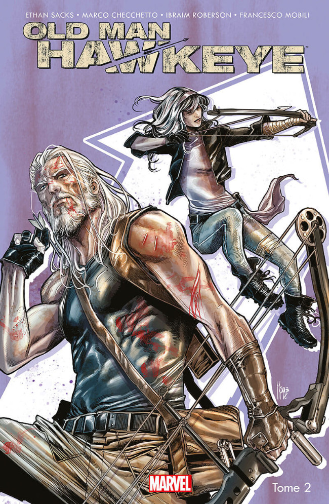 Couverture de Old Man Hawkeye -2- Tome 2