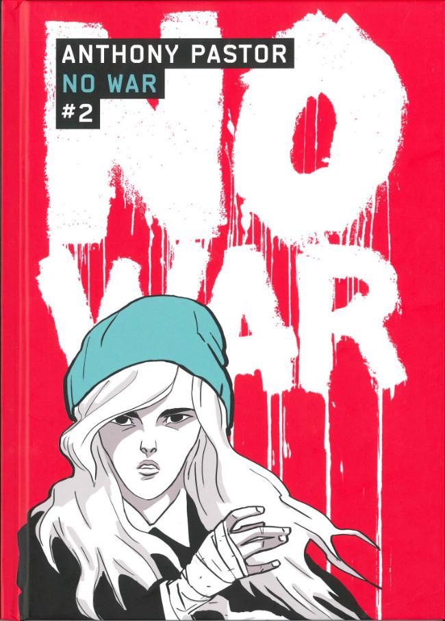 Couverture de No War -2- Tome 2