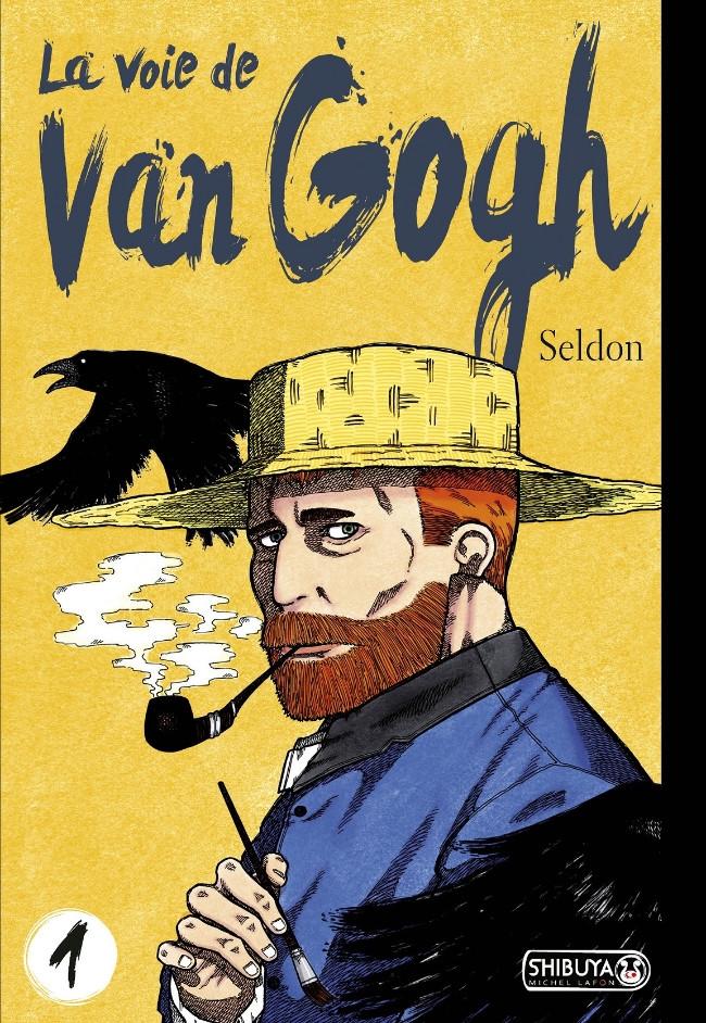 Couverture de La voie de Van Gogh -1- Tome 1